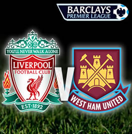 Prediksi Skor West Ham United Vs Liverpool 2 Januari 2016