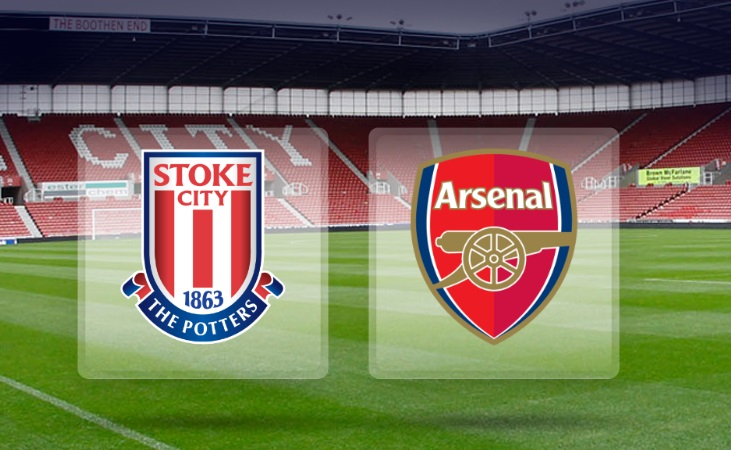 Agen Bola – Prediksi Stoke City vs Arsenal 17 Januari 2016